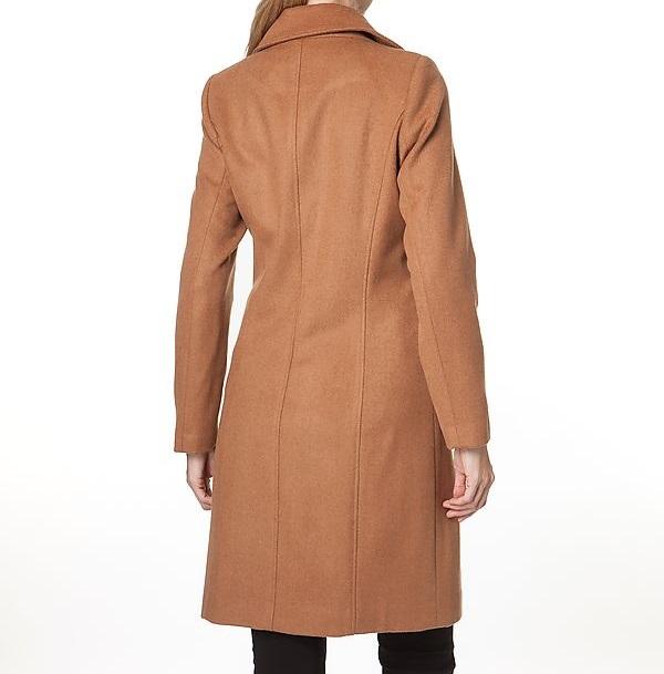 2569 damen mantel camel gr 48 uvp 199 00 ebay. Black Bedroom Furniture Sets. Home Design Ideas